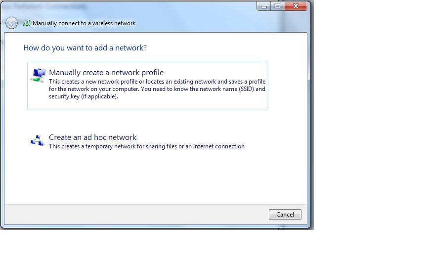 Windows Vista Wireless Connection Problems Wpa