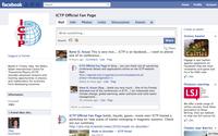 ICTP on Facebook