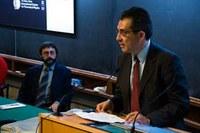 Lupercio receives the 2009 Ramanujan Prize